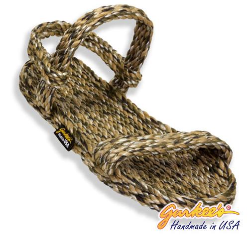 Signature Montego Camo Rope Sandals