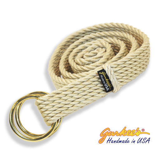 Classic Handmade Natural Belt