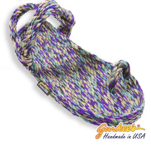 Kona Midnight Rope Sandal