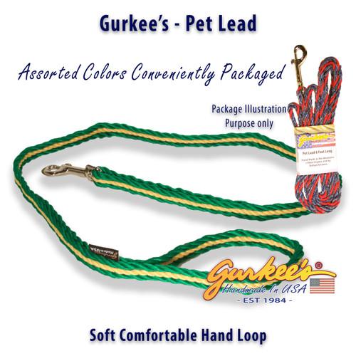 Green & Yellow Pro Pet Lead