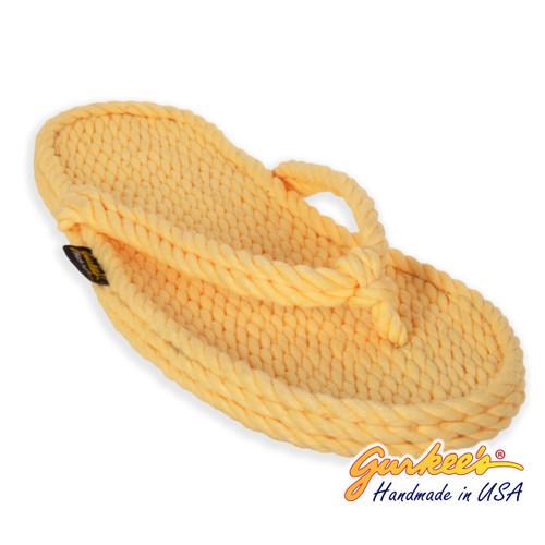 Classic Tobago Lemonade Rope Sandals