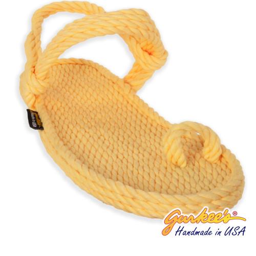 Classic Kona Lemonade Rope Sandals