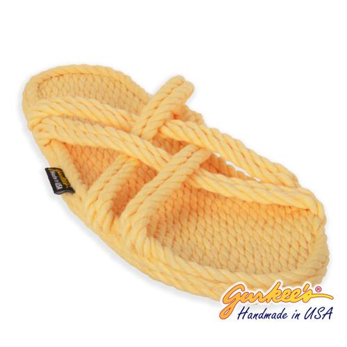 Classic Bahama Lemonade Rope Sandals