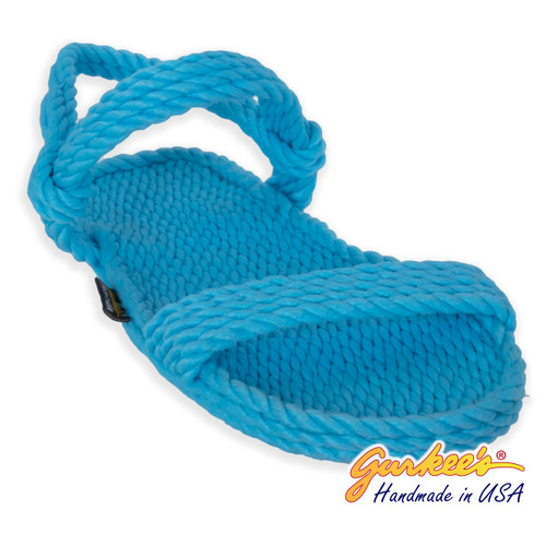 Classic Montego Cotton-Candy Rope Sandals