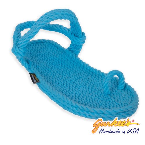 Classic Kona Cotton-Candy Rope Sandals