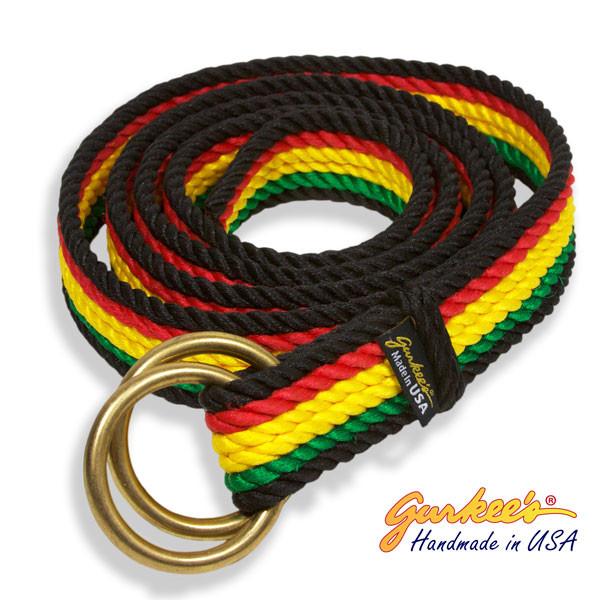Signature Handmade Rasta Belt