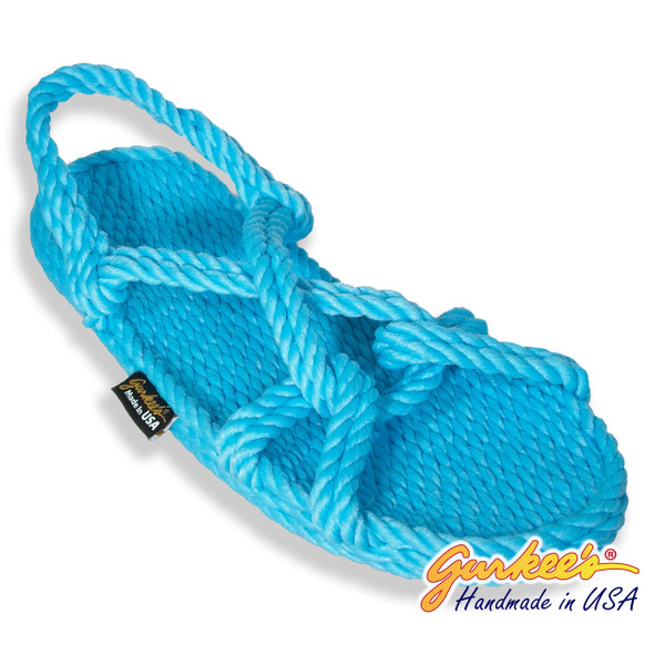 Classic Barbados Cotton Candy Rope Sandals