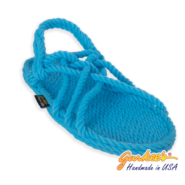 Classic Neptune Cotton Candy Rope Sandals