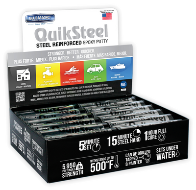 6002TRI-12 | Quiksteel Self Display 6002TRI-24 | Quiksteel Self Display