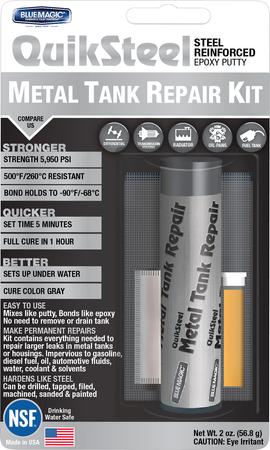6022KTRI | Metal Tank Repair Kit