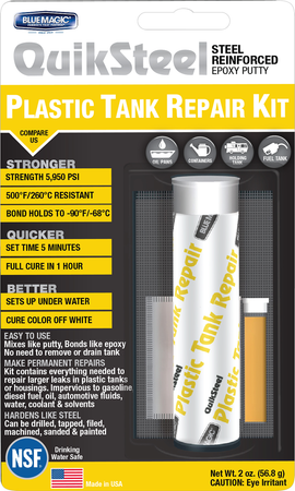 6522KTRI | Plastic Tank Repair