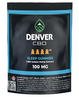 CBN Sleep Gummies