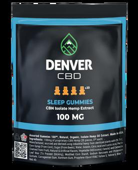 CBN Sleep Gummies