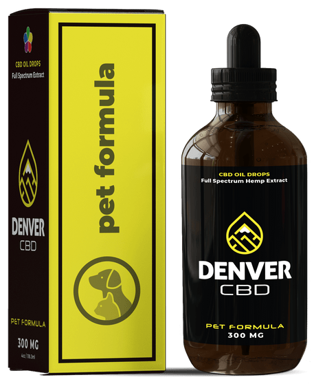 Denver Pet CBD Tincture