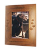 4 Paws Photo Frame - All Natural Walnut