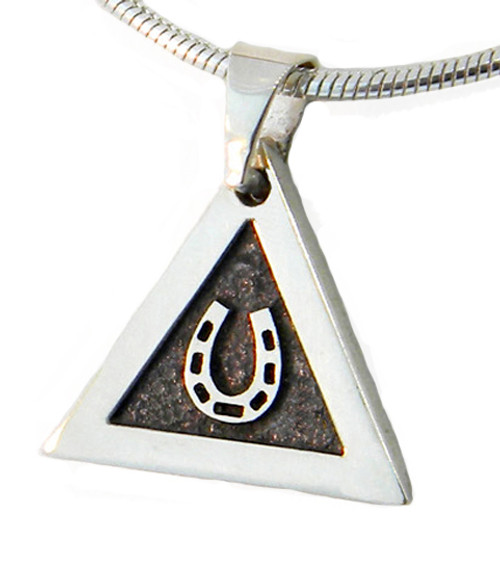 Great Horseshoe Pendant