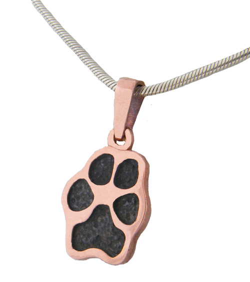 Single Custom Paw Pendant - Healing