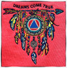 Embroidered Tshirt - Dreams Come True