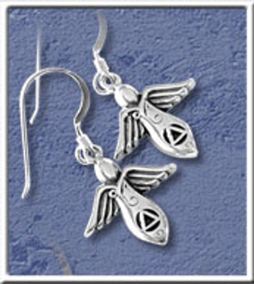 Guardian Angle Earrings