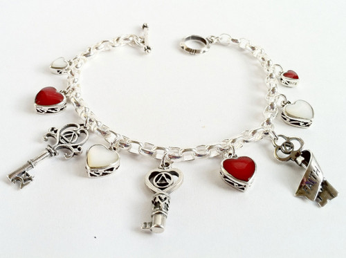 New! Heart & Key 1