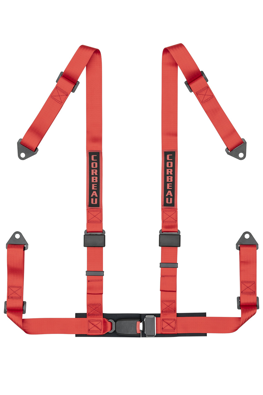 4-Point Harness Belts