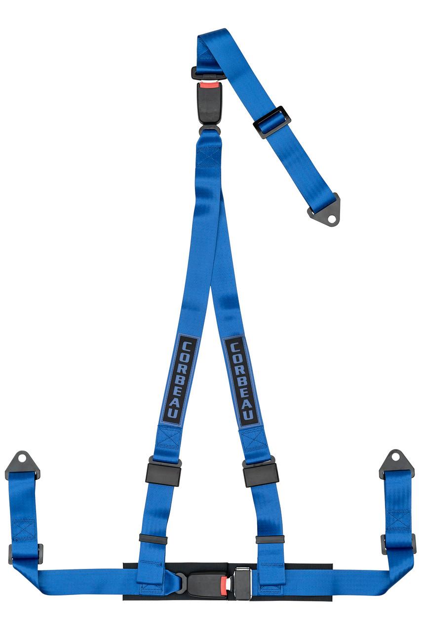 3-Point Double Release Harness Belts