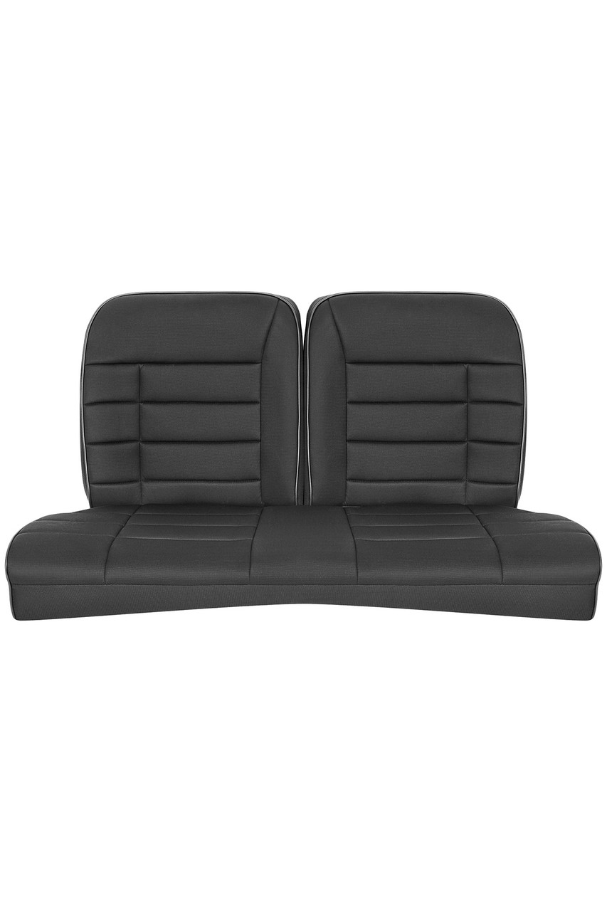 Mustang Rear Seat Covers - Hatch Back