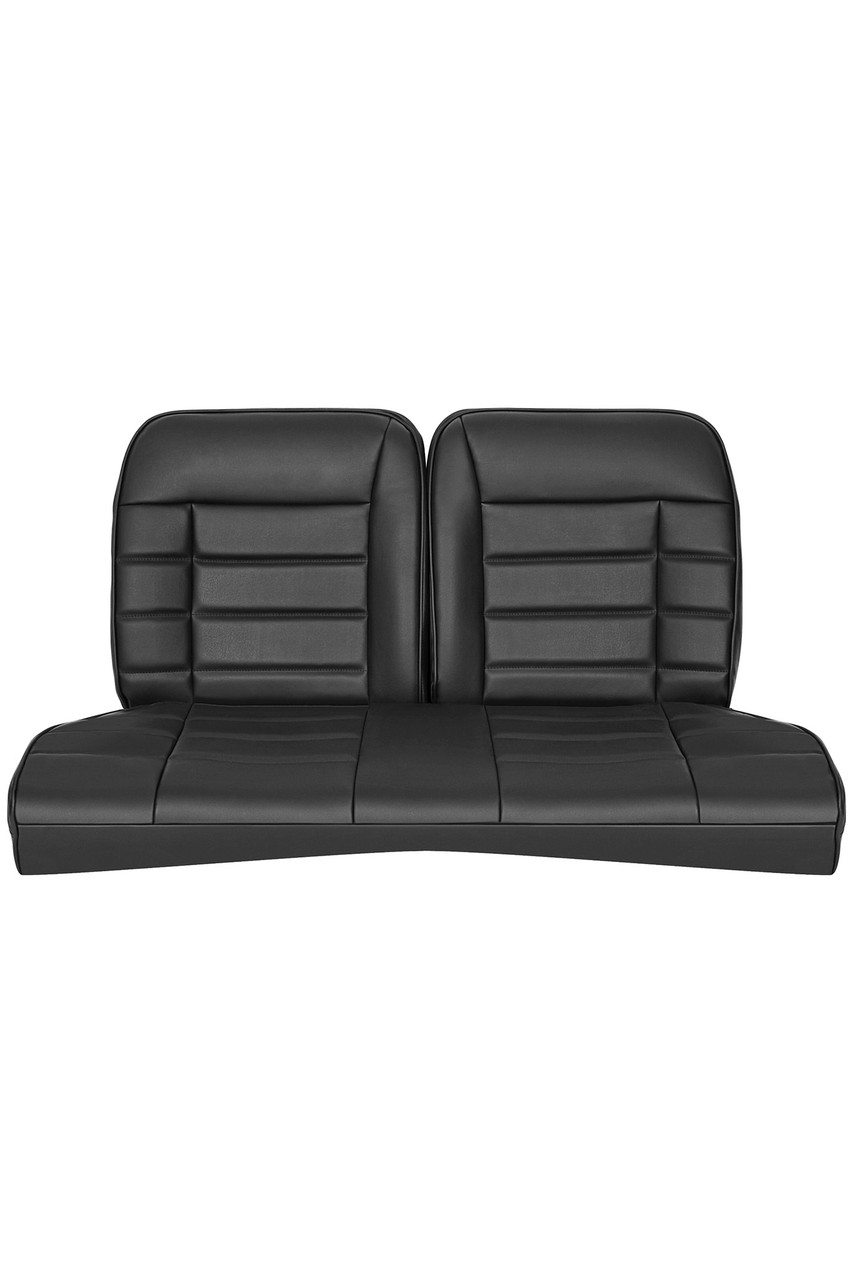 Mustang Rear Seat Covers - Convertible