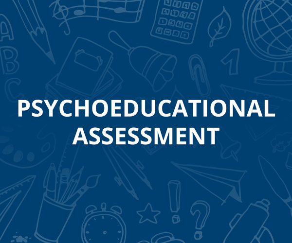 psychoeducational assessments