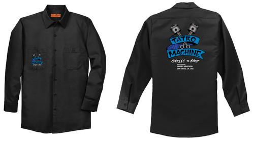 RK Red Kap men's Industrial Work Shirt