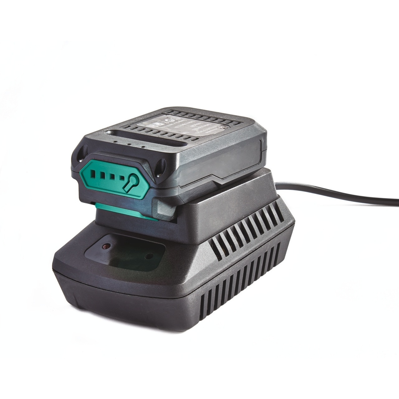 Bergman® Interchange Battery Pack and Fast Charger