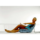 Inflatable Rechargeable Bath Lift Bathing Cushion