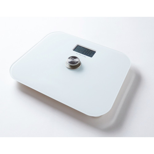 Battery-Free Kinetic Electronic Bathroom Scales
