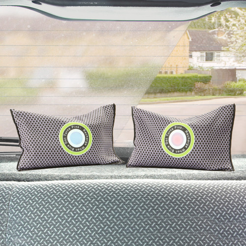 Dry Air Car Dehumidifier Bags - Set of 2