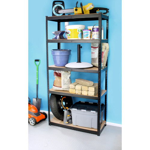 Heavy-Duty Shelving Unit