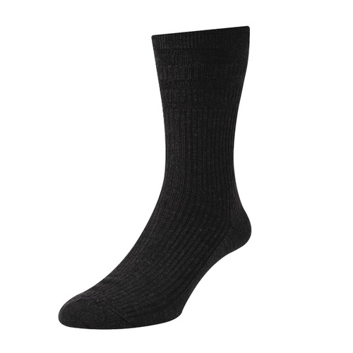 Extra-Wide Softop Socks - Wool Rich