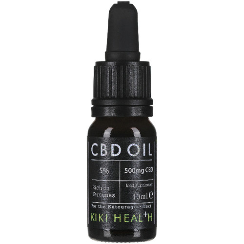 Kiki Health Cannabidiol CBD Oil - 10ml bottle