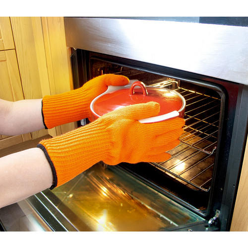 Extra Long Oven Gloves
