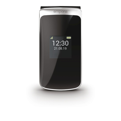 Emporia Touch SMART Touch Screen Clamshell Mobile Phone