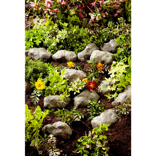 Instant Rockery Stones - Set of 14