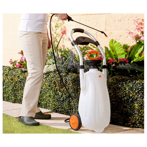 12-litre Wheeled Garden Sprayer