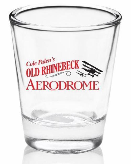 ORA Logo Shot Glass- Color