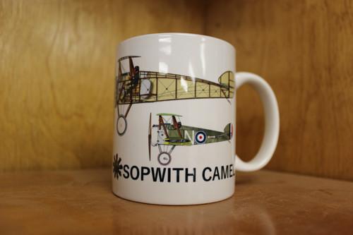 Sopwith Camel Mug