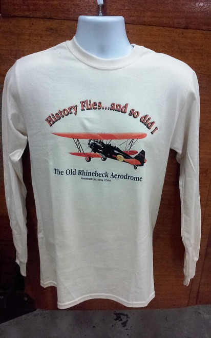 LS History Flies Shirt
