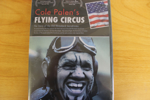 Cole Palen's Flying Circus DVD
