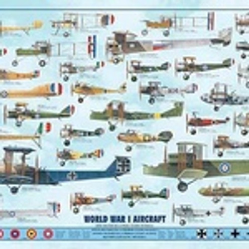 History of Aviation Puzzle