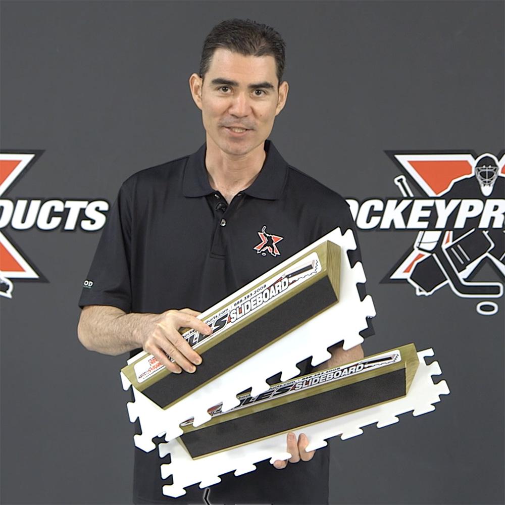 xTiles Slideboard Bumpers xHockeyProducts.ca Canada