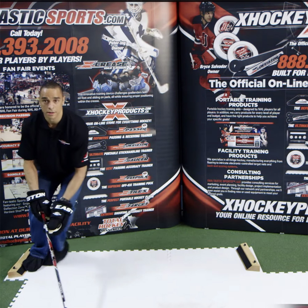 xTiles Slideboard Bumpers xHockeyProducts.ca Canada