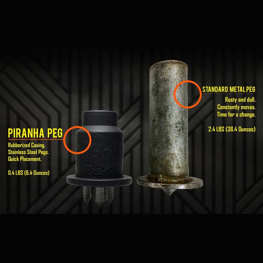 Piranha Pegs xHockeyProducts.ca Canada