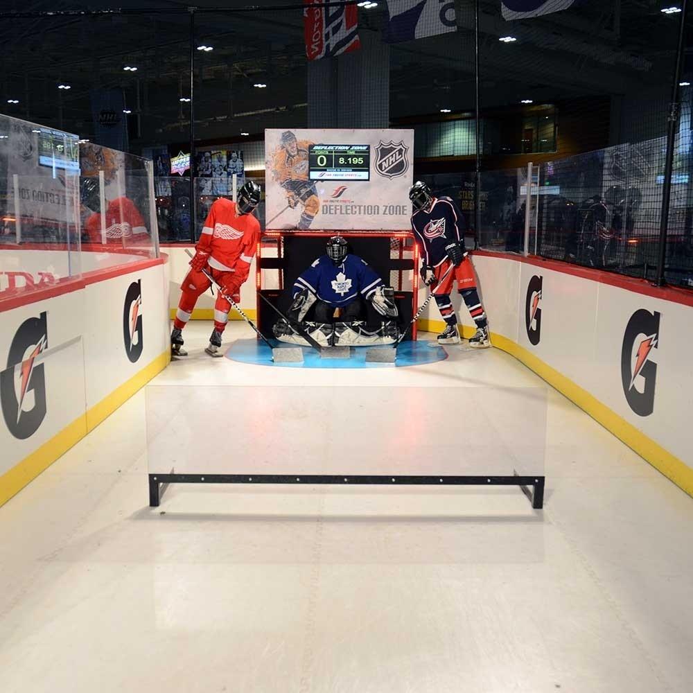 XHP Deflection Zone xHockeyProducts.ca Canada